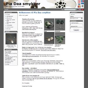 Pia Daa Smykker