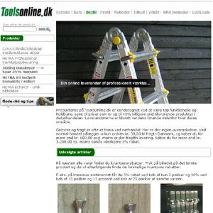 ToolsOnline.dk