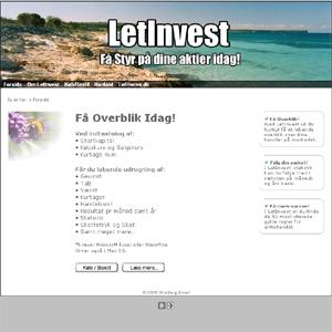 LetInvest.dk
