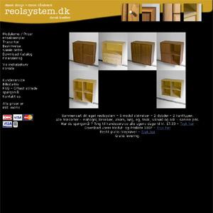 Reolsystem.dk
