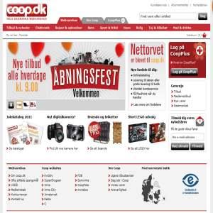 Coop.dk - Hele Danmarks webvarehus